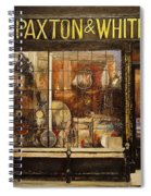 Paxton Whitfield .london Spiral Notebook