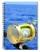 Payment To The Fish Gods Spiral Notebook