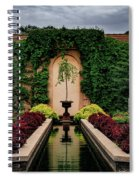 Payne Fountain Spiral Notebook