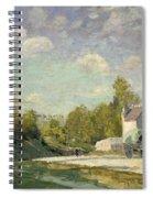 Paysage Spiral Notebook
