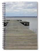 Peace And Serenity II Spiral Notebook
