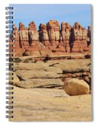 Peace And Solitude Spiral Notebook