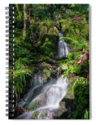 Peace And Tranquility Too Spiral Notebook