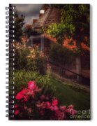 Peace Before The Storm - Roses Spiral Notebook