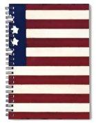 Peace Flag Spiral Notebook