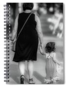 Peace Now Spiral Notebook