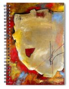 Peace Piece Spiral Notebook