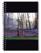 Peaceful Awakening Spiral Notebook