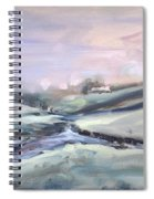 Peaceful Brook Spiral Notebook