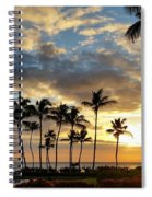 Peaceful Dreams Hawaii Spiral Notebook