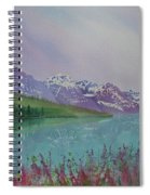 Peaceful Easy Feeling Spiral Notebook