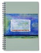 Peaceful Spiral Notebook