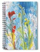Peaceful Living Spiral Notebook