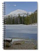 Peaceful Rocky Mountain National Park Spiral Notebook