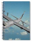 Peacemaker Guardian - Oil Spiral Notebook