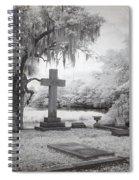 Peacful Eternity Spiral Notebook