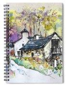 Peak District 09 B Spiral Notebook