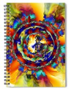 Pealing Back The Layers To Get To What's Real Spiral Notebook