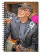Peanut Montgomery Spiral Notebook