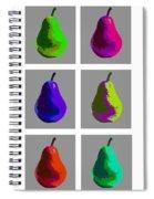 Pear X 6 Spiral Notebook