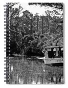 Pearl And The Sparkling Waters Spiral Notebook