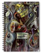 Pearl Jam Spiral Notebook