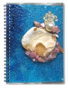 Pearl Of The North Sea Sylt No 1 Spiral Notebook
