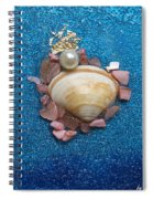 Pearl Of The North Sea Sylt No 2 Spiral Notebook