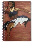 Pearl Primus Spiral Notebook