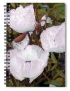 Pearlblossoms Spiral Notebook