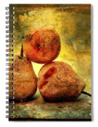 Pears Spiral Notebook