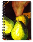 Pears No 1 Spiral Notebook