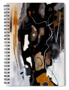 Pebbles In The Stream Spiral Notebook
