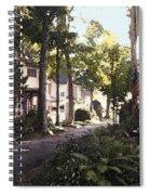Peck Street Spiral Notebook