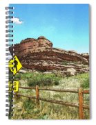 Ped Xing Spiral Notebook