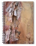 Peeling Bark Spiral Notebook