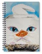 Peeping Tom Spiral Notebook