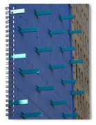 Peg Board Spiral Notebook