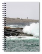 Peggys Cove Lighthouse 6127 Spiral Notebook