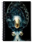 Pelagic Octopus Spiral Notebook