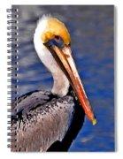 Pelican Head Shot Spiral Notebook