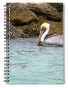 Pelican Trolling Spiral Notebook