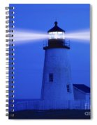 Pemaquid Lighthouse Spiral Notebook