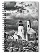 Pemaquid Point 4821b Spiral Notebook