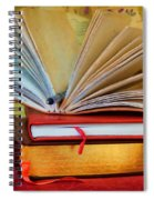 Pen To Paper Spiral Notebook
