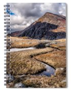 Pen Yr Ole Wen Mountain Spiral Notebook