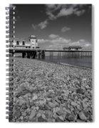 Penarth Pier 1 Spiral Notebook