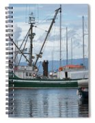 Pender Isle At French Creek Spiral Notebook