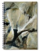 Pending Action Spiral Notebook