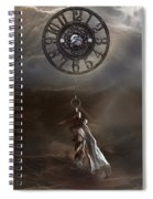 Pendulum Spiral Notebook
